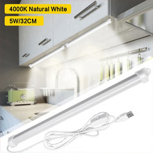 LED Night Lights for Under Cabinet Closet Kitchen Cupboard Shelf Lighting for Counter _WK