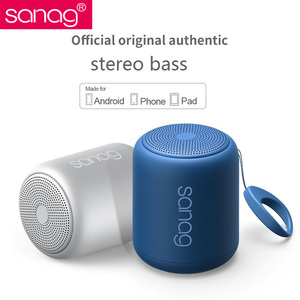 Беспроводной Bluetooth-динамик Sanag X6S, портативная Водонепроницаемая колонка с объемной цифровой TF-картой