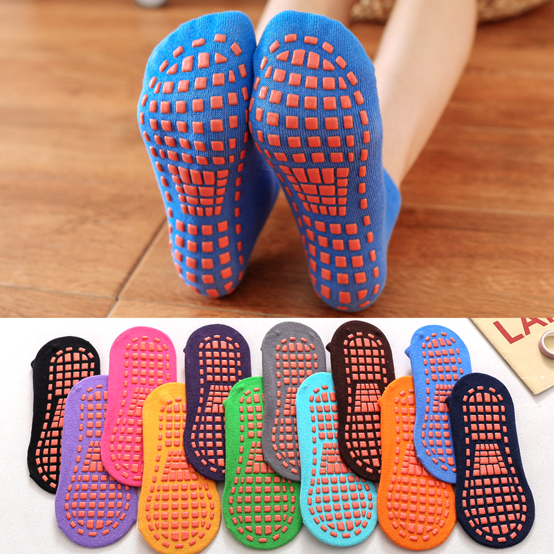 2020 Hot Sale Yoga Socks Women Breathable Dance Socks Female Slippers With Grips Silicone Non Slip Pilates Barre Anti-Friction