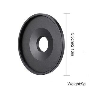 Image 5 - Anel adaptador de filtro ulanzi, 17mm a 52mm, anel adaptador de filtro