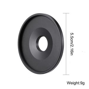 Image 5 - Кольцо адаптера фильтра Ulanzi от 17 мм до 52 мм Кольцо адаптера фильтра