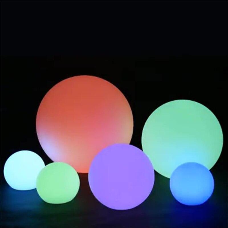 Nordic Ball Glass โคมไฟตั้งโต๊ะ Modern Simple Home Deco แสงห้องนอนโคมไฟข้างเตียง REMOTE ชาร์จห้องนั่งเล่นโคมไฟยืน