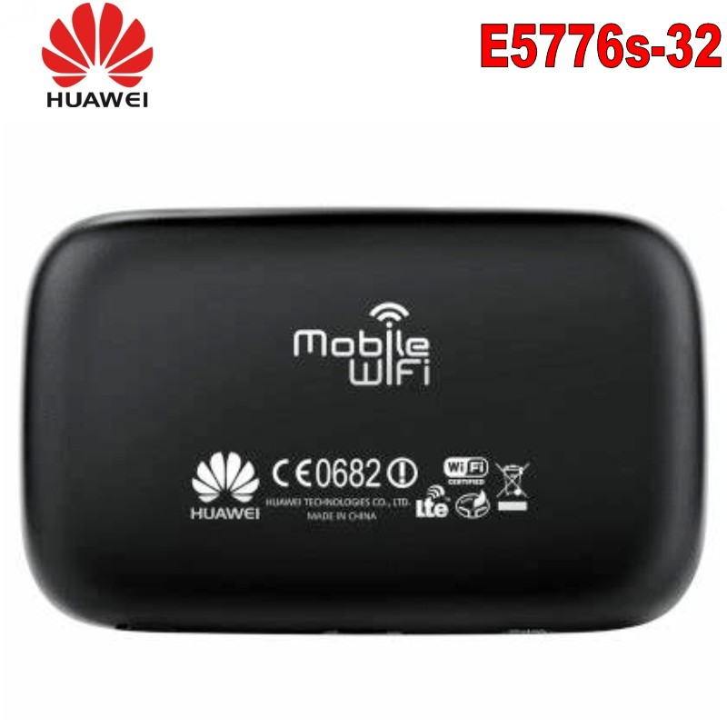 Wholesale - HUAWEI E5776 Portable 4G Wireless Router With Sim Card Slot And 4G LTE Wireless Router