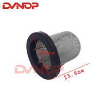 motorcycle CG125 CG150 CG200 oil filter cup small strainer for Honda 125cc CG 125 engine spare parts(China)