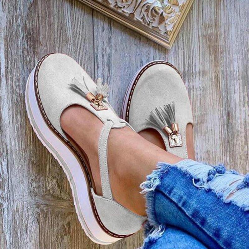 Spring Summer Shoes 2020 Women Hemp High Heel Platform Outdoor Leisure Buckle Slippers Beach Sandals Ladies Sexy Biling Sandals