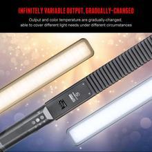 מקורי SUNWAYFOTO FL 152 LED vedio אור מקל