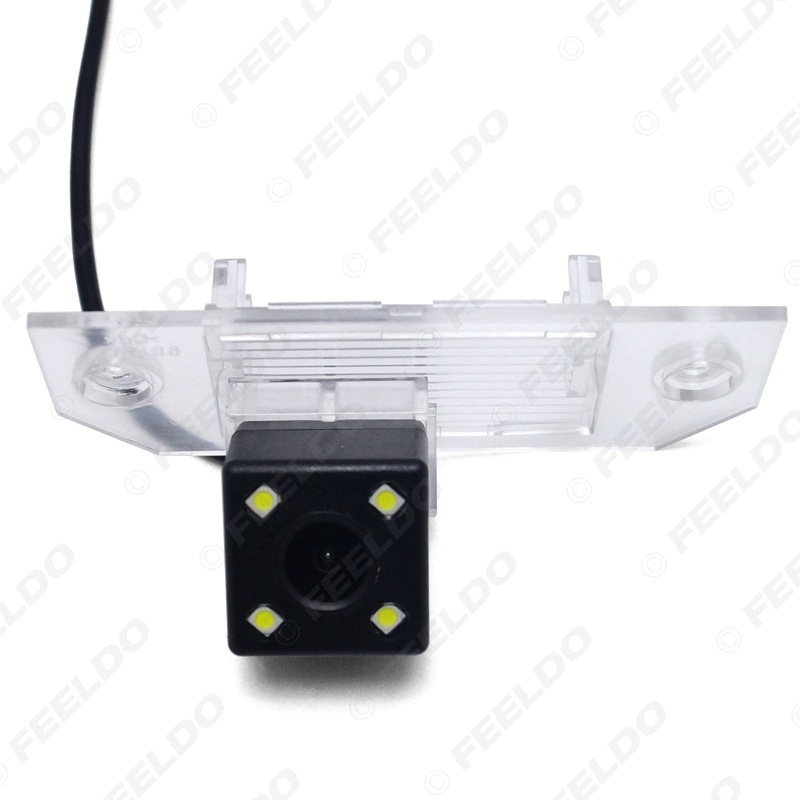 Suitable For Ford Focus Sedan/C-MAX Only Rear View Webcam Car Mounted High-definition Image With LED Light