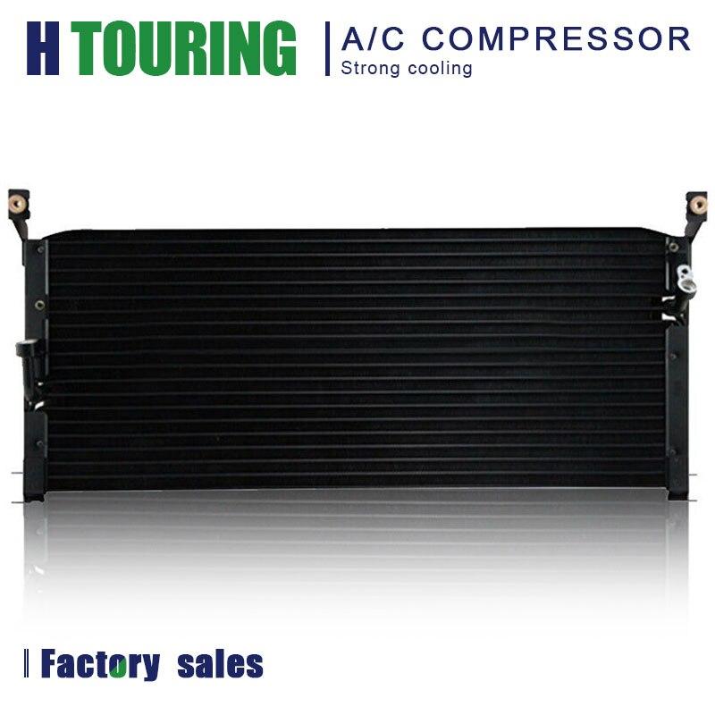 Car AC Air Conditioning Condenser for Toyota RAV 4 RAV4 I SXA10 2.0 3S-FE Condenser 8846042011 8846042020 8846042021 88460-42011