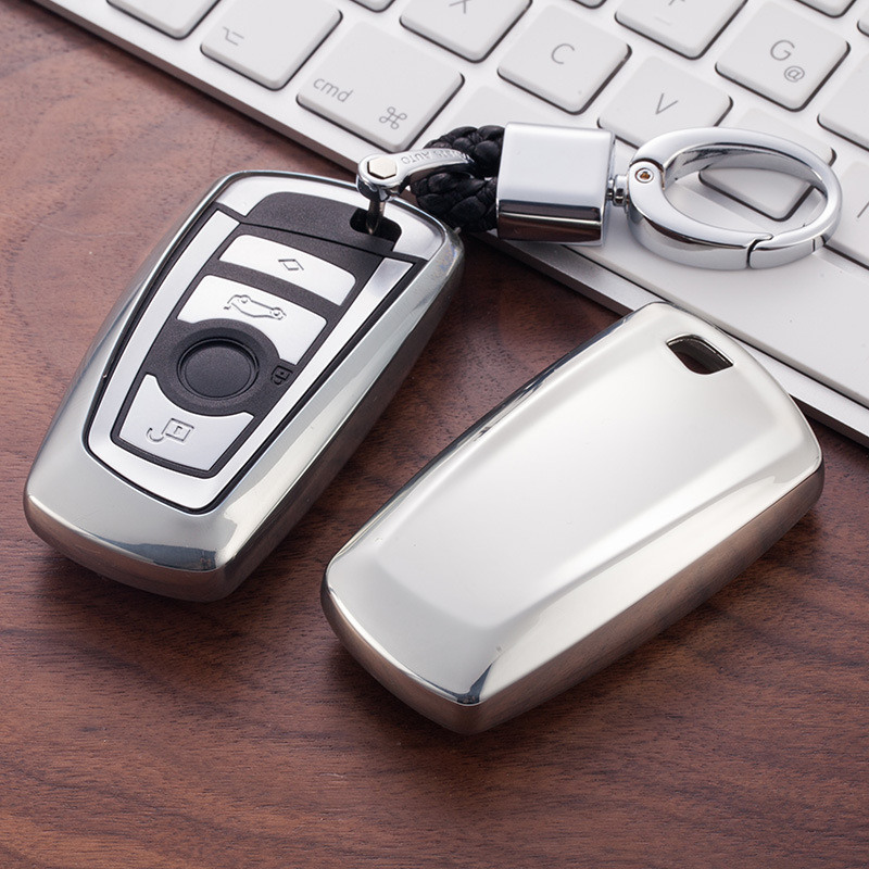 Image 5 - Car Key Case Cover for BMW 520 525 f30 f10 F18 118i 320i 1 3 5 7 Series X3 X4 M3 M4 M5 Car Styling Soft TPU Protection Key Shell-in Key Case for Car from Automobiles & Motorcycles
