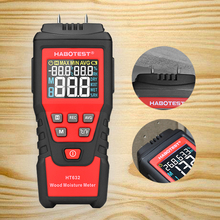 Moisture Meter Digital Wood Moisture Meter 0-58% Wood Working Tester Measuring Tool Mmeter