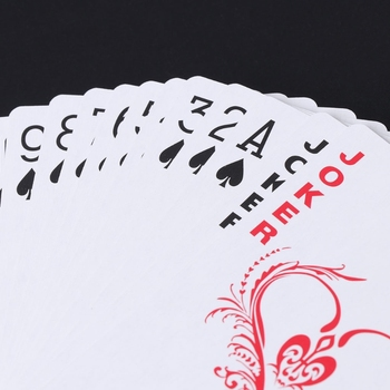 Cartoon Deck Animation Prediction Pack Playing Card Magic Prop Tricks Gimmick Y4UD image