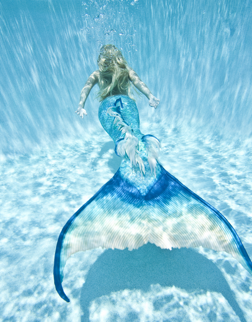 Mermaid Tails For Swimming Adults Child Girls Party Cosplay Mermaid Swimwear Tails Ariel Swimsuit No Monofin