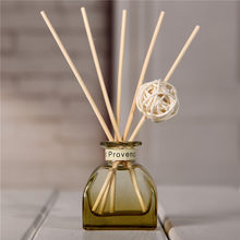 Fragrancea Rotan Aromaterapi Reed Oil Diffusers Alami Tongkat Botol Kaca dan Minyak Wangi 35 Ml Reed Diffuser 8 Pcs set(China)