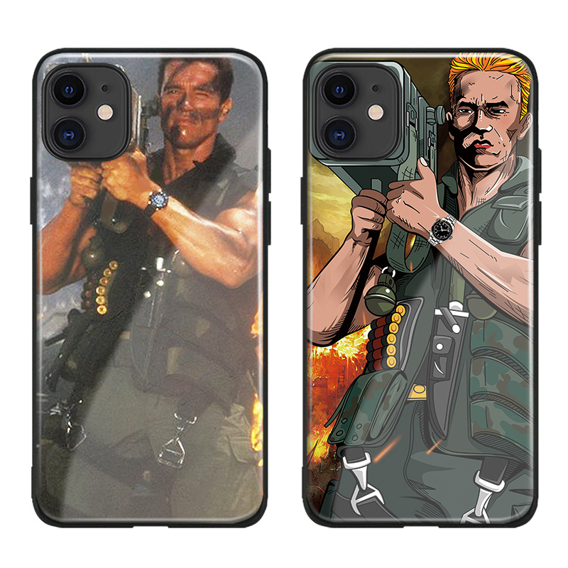 cover iphone 11 schwarzenegger