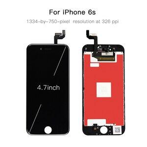 Image 4 - OEM AAA + + + iPhone 6 6S 7 8 artı LCD 3D kuvvet dokunmatik iPhone 5 için 5C 5S 5SE ekran Digitizer meclisi ekran