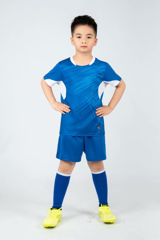 Kids football Uniforms boys girl soccer Jerseys Custom child Soccer Jersey Set Sportswear t-shirt sports suit new style 10