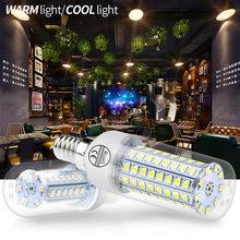 Светодиодный кукурузный светильник лампочка e27 пятно лампы