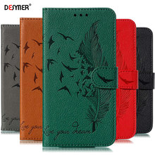 PU Leather Flip Case For Huawei P30