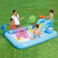 2.39M Outdoor Indoor Big Swimming Pools Baby Pools Inflatable Swimming Pool For Adults Kids Pool Bathing Tub Water Summer Pools