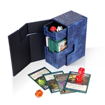 Double Deck Cards Box Dice Card Case Container Collection for CCG MTG TCG Magic Drop Shipping broccoli character deck case collection max kirifuda