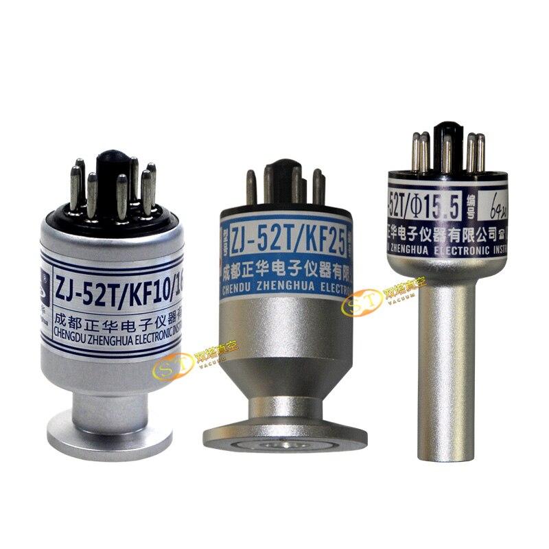 Resistance Gauge ZJ-52T/KF10/16 Vacuum Probe Vacuum Sensor