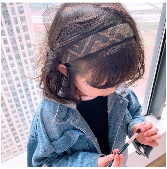 New In 2020 Girl's Brown Hair  Princess 2-12 Years Party Holiday Hair Accessories Hairbands