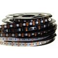 RGB светодиодный светильник 5 в SMD 5050 5 м 150 светодиодов 300 светодиодов чёрно-белые печатные платы Водонепроницаемый ТВ ПОДСВЕТКА светильник 5 в...