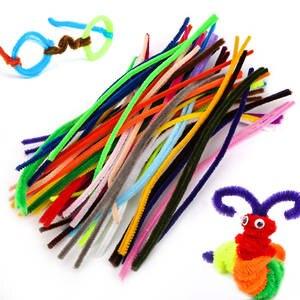 Art-Craft Toys Devoloping-Toys Rainbow-Colors Handmade DIY Educational Creativity Shilly-Stick
