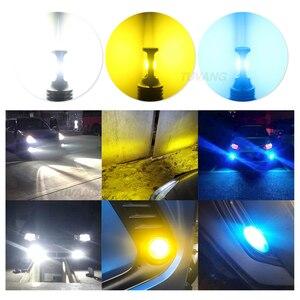 Image 5 - 2x H7 H8 H11 9005 HB3 9006 HB4 H16 H1 H3 881 880 3570 Chip Canbus External Led Bulb Car Led Fog Driving Lights Lamp Light Source