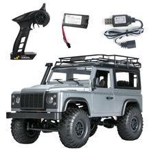 1:12 MN 4WD RC Cars  2.4G  Radio Control RC Cars Toys RTR Crawler Off-Road Buggy For Land Rover Vehicle Model Off-Road Trucks 1 24 4wd rc cars hbx 2098b mini rc car crawler metal chassis 2 4g radio control off road rc cars toys for children
