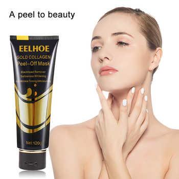 24k Peel-off Facial Mask Whitening Anti-Wrinkle Face Masks Skin Care Face Lifting Firming Moisturizer Dropshipping