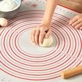 Коврик для замеса теста силиконовый коврик для выпечки для пиццы тесто для приготовления теста кухня приспособления для готовки посуда для...