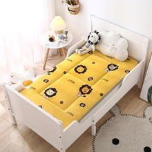 Cover-Pad Bed-Sheets Mattress Baby Toddlers 120x60 Children's Infant Bedding Cot Fleece