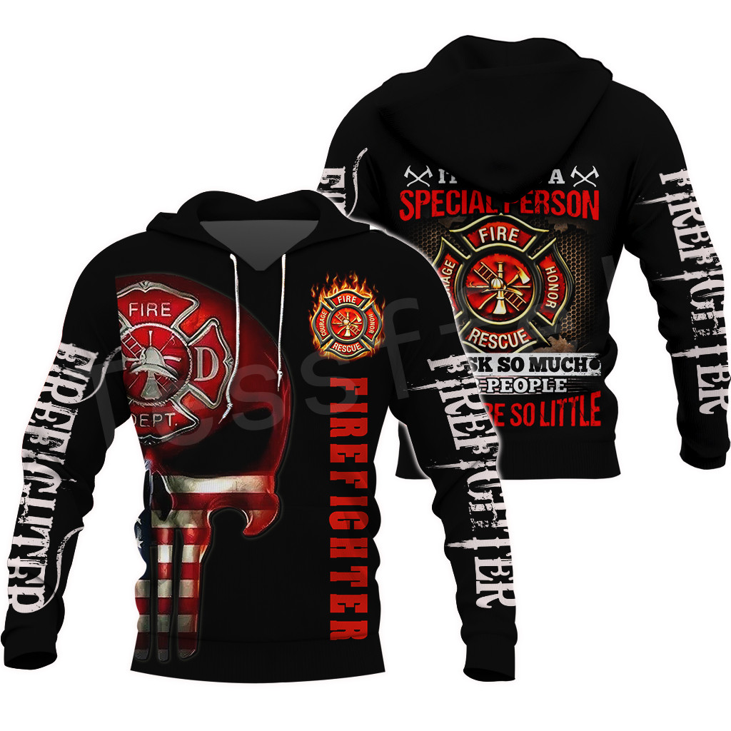 Tessffel Firefighters Suit Firemen hero Harajuku Pullover NewFashion 3DfullPrint Zipper/Hoodies/Sweatshirt/Jacket/Men/Women s-10