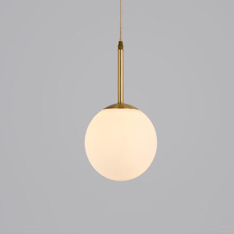 nordic deco maison lustre pendente crystal LED  pendant lights Home Decoration E27 Light Fixture hanging ceiling lamps
