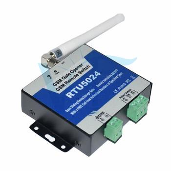 2G sterownik gsm do otwierania bramy RTU5015 ulepszona wersja RTU5024 zdalnego sterowania gsm zawijane brama garażowa mechanizm otwierania drzwi brama skrzydłowa drzwi przesuwne tanie i dobre opinie Automatyczne bram 12V Input Max 50mA Average 25mA DC12V 1A (Standard adapter) 3A 240V AC 850 900 1800 1900MHz Free phone call SMS commands