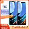 Global Version Xiaomi Redmi 9T 4GB 64GB Smartphone Snapdragon 662 Octa-Core 6.53������FHD Display 48MP 4 Cameras 6000mAh Battery