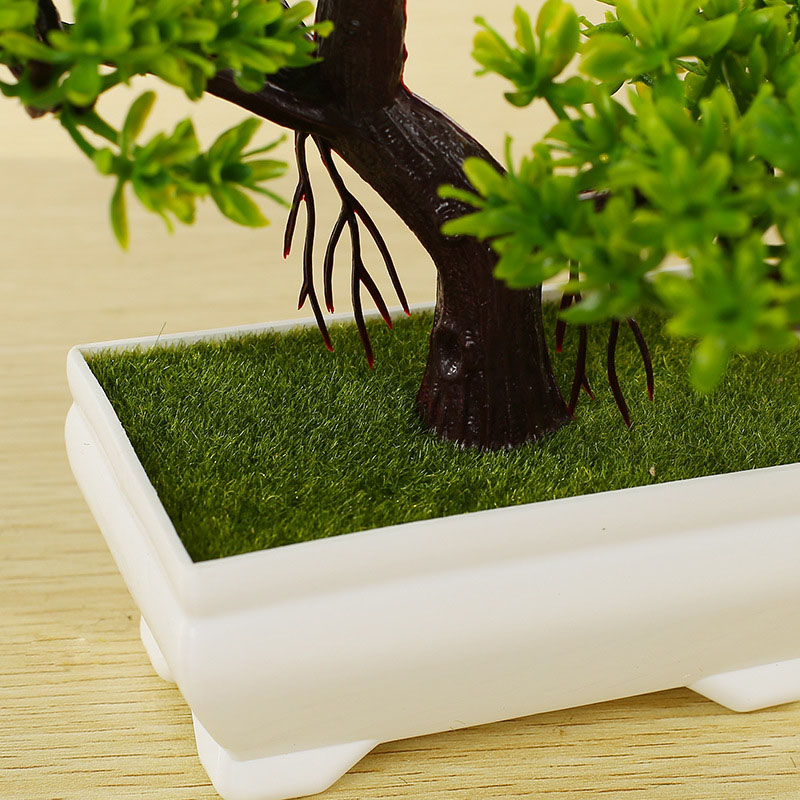 Artificial Bonsai Fake Green Pot Plants for Home Decor Craft H6cbbb12b4ff64966945faf2fe259aab2n artificial bonsai