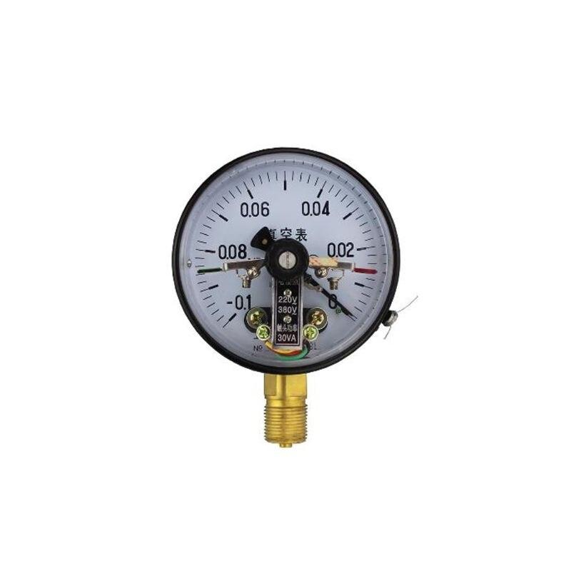 Medidor de Pressão de Vácuo da Bomba de Água Equipamentos de Controle Contato Elétrico Pressão Magnética Assistente S25 19 Yxc-100 4 '-0.1mpa 30va