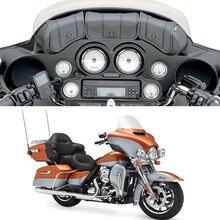 Мотоциклетное ветровое стекло 3 Карманы сумка для обтекателя