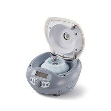 Высокоскоростная плазменная центрифуга 15000 об/мин, 0,2 мл/0,5 мл/1,5 мл/2 мл * 12 двигатель постоянного тока