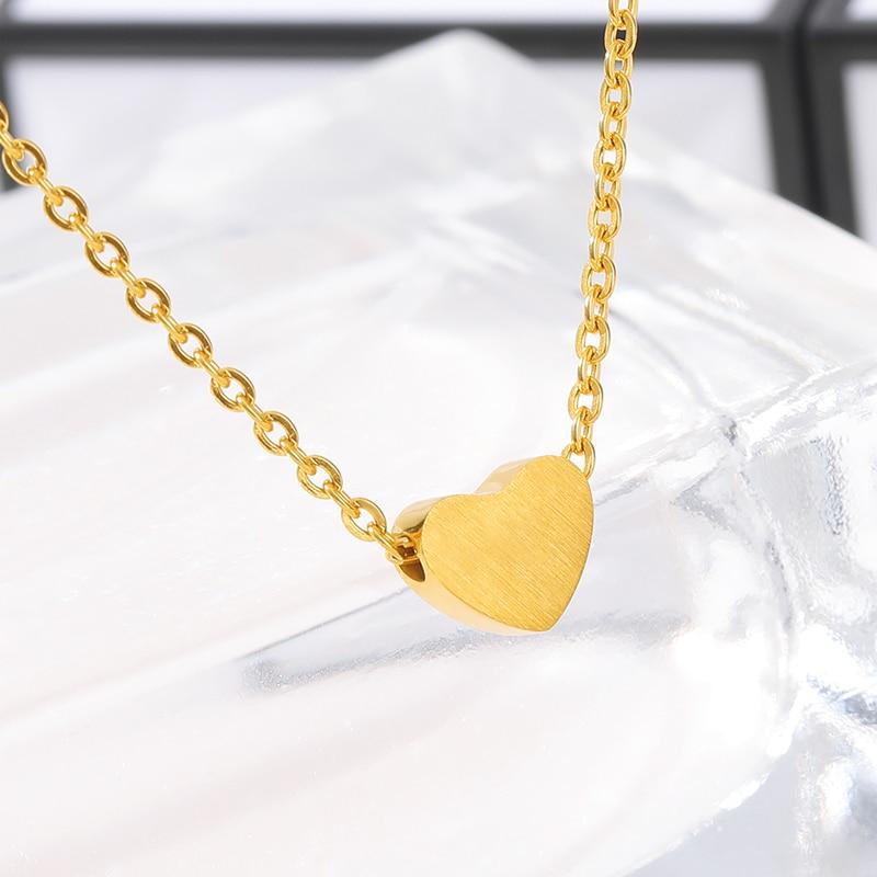ICFTZWE BFF Ανοξείδωτο Κολιέ Αλυσίδα - Κοσμήματα μόδας - Φωτογραφία 2
