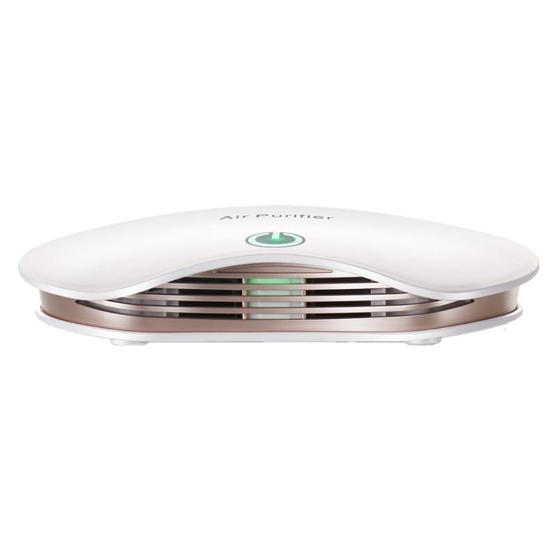 Formaldehyde Smell Removal Anion Car Air Ionizer-Sterilize Car Air Purifier With Auto Air Freshener