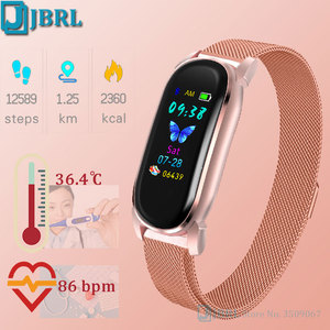 Digital Watches Temperature Wo