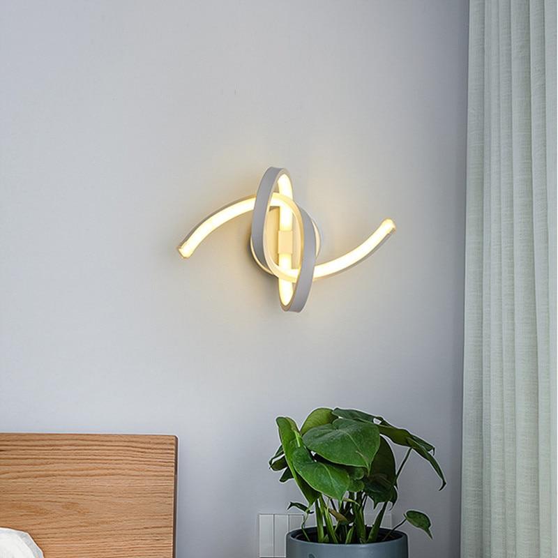 quarto quente luz branca do hotel iluminacao led interior 03