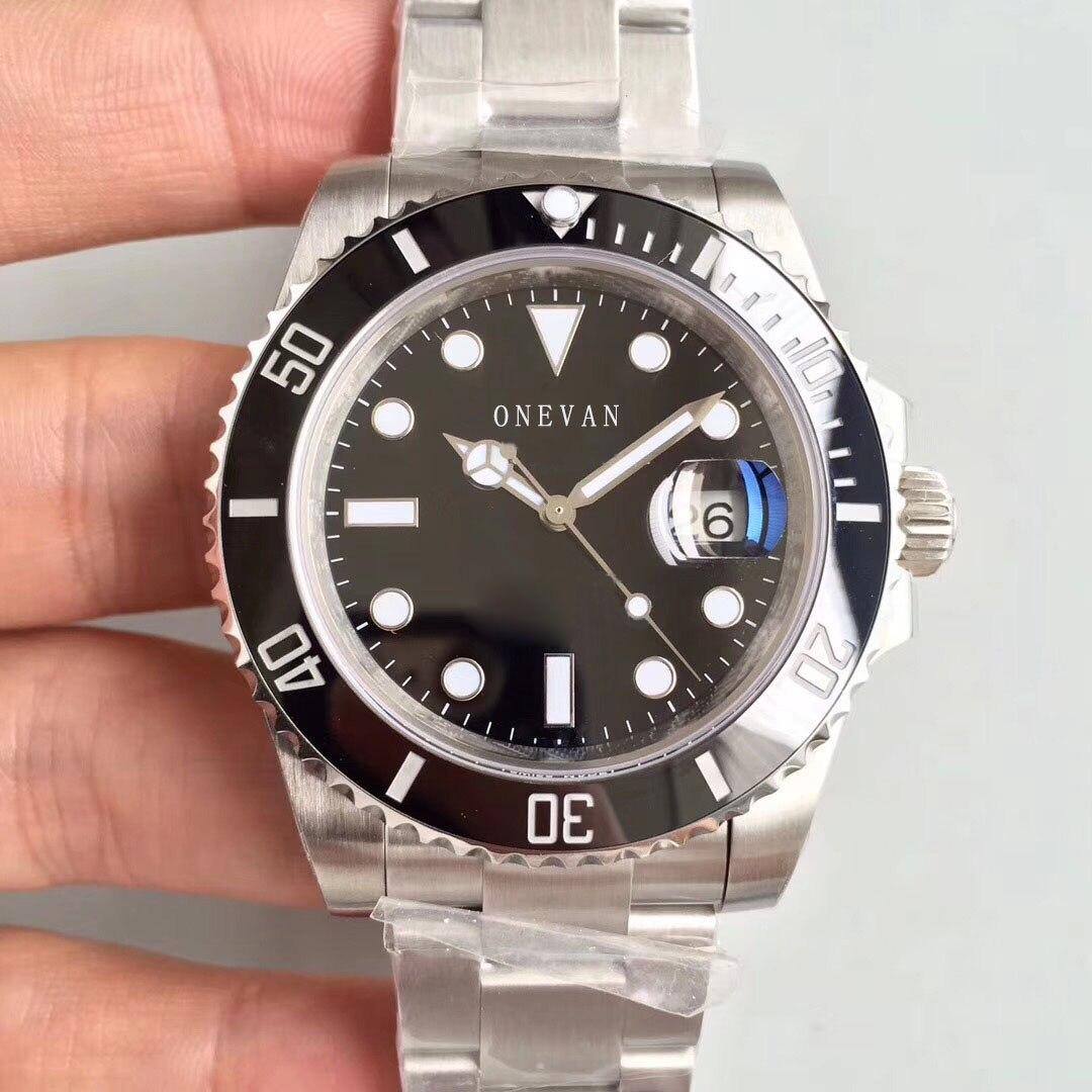 Corgeut 17 Jewels механические наручные часы Чайка 3600 движение 6497 Модные Кожаные Спортивные Светящиеся мужские роскошные Брендовые Часы - 2