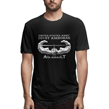 Army Air Assault Cotton Crew Short Sleeve Shirt Dead Or Alive Clothing U.S