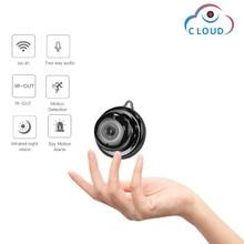 960P Wireless Mini WiFi Camera Home Security Hidden Surveillance Vision Motion Detect Baby Monitorurity  IP CCTV Kamera