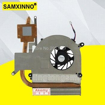 New Laptop CPU Cooler Heatsink Fan For Asus K40IN K40IP K50I K50IN K61IC K70Ic K50IP X5DIN K40 K50 K40AB K50AB K40IJ K40AF K50ID