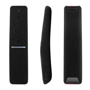 Image 1 - Capa de silicone para controle remoto, para TV Smart da Samsung BN59 01241A ,BN59 01260A ,BN59 01266A com alça